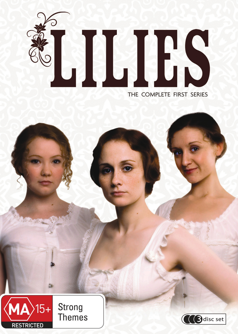 Lilies: Series 1 (3 Disc Set) on DVD image