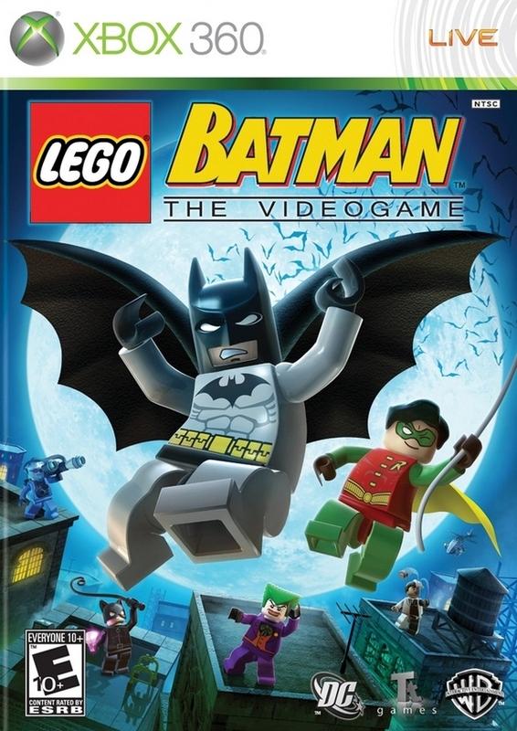 LEGO Batman: The Videogame (Classics) for Xbox 360