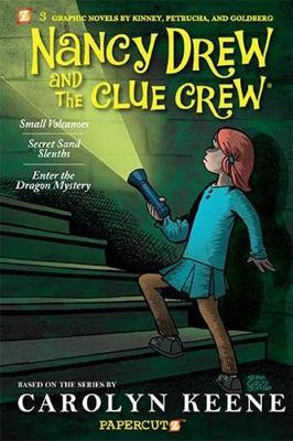 Nancy Drew and the Clue Crew Collection by Stefan Petrucha