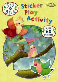 3rd and Bird: Sticker Activity Book by BBC image