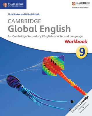 Cambridge Global English Stage 9 Workbook by Chris Barker