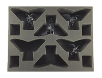 Battle Foam: Age of Sigmar - Stormcast Eternals Prosecutors Foam Tray (BFL-3.5) image