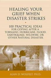 Healing Your Grief When Disaster Strikes by Wolfelt a
