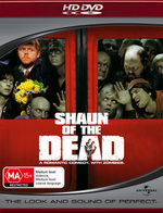 Shaun Of The Dead on HD DVD