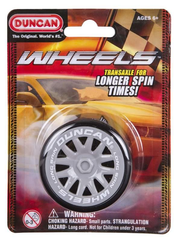 Duncan: Wheels Yo-Yo - Assorted Colours