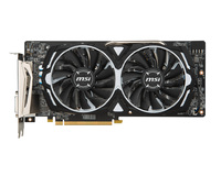 MSI AMD Radeon RX580 Armor MK II OC 8GB GPU