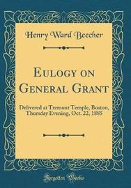 Eulogy on General Grant by Henry Ward Beecher image