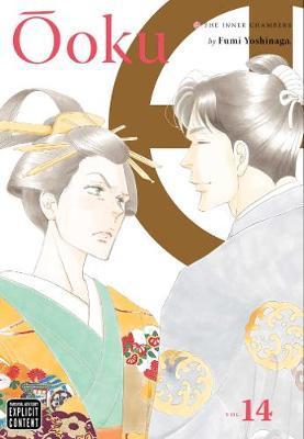 Ooku: The Inner Chambers, Vol. 14 by Fumi Yoshinaga image
