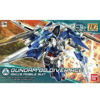 HGBD 1/144 Gundam 00 Diver Ace - Model kit