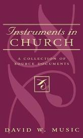 Instruments In Church by David W Music image