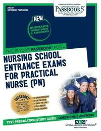 Nursing School Entrance Examinations For Practical Nurse (PN) by National Learning Corporation image