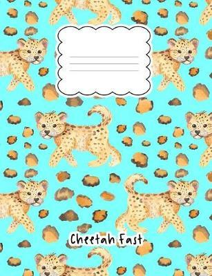 Cheetah Fast by Candyart Journals image