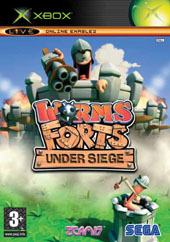 Worms Forts Under Siege for Xbox