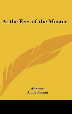 At the Feet of the Master by Alcyone image
