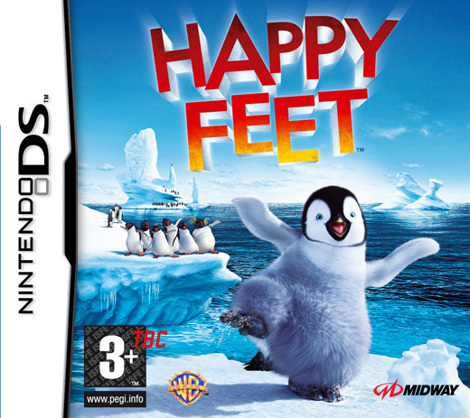 Happy Feet for Nintendo DS
