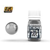 AK Xtreme Metal Polished Aluminium (30ml)
