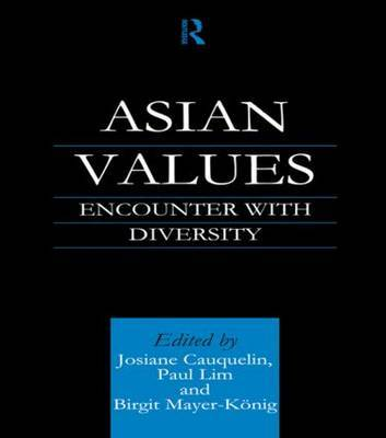 Asian Values by Josiane Cauquelin