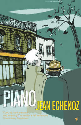 Piano by Jean Echenoz image