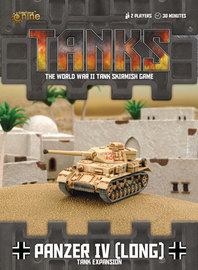 TANKS: German Panzer IV 7.5cm Expansion