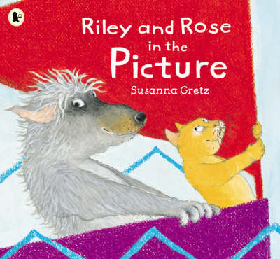 Riley and Rose in the Picture by Susanna Gretz image