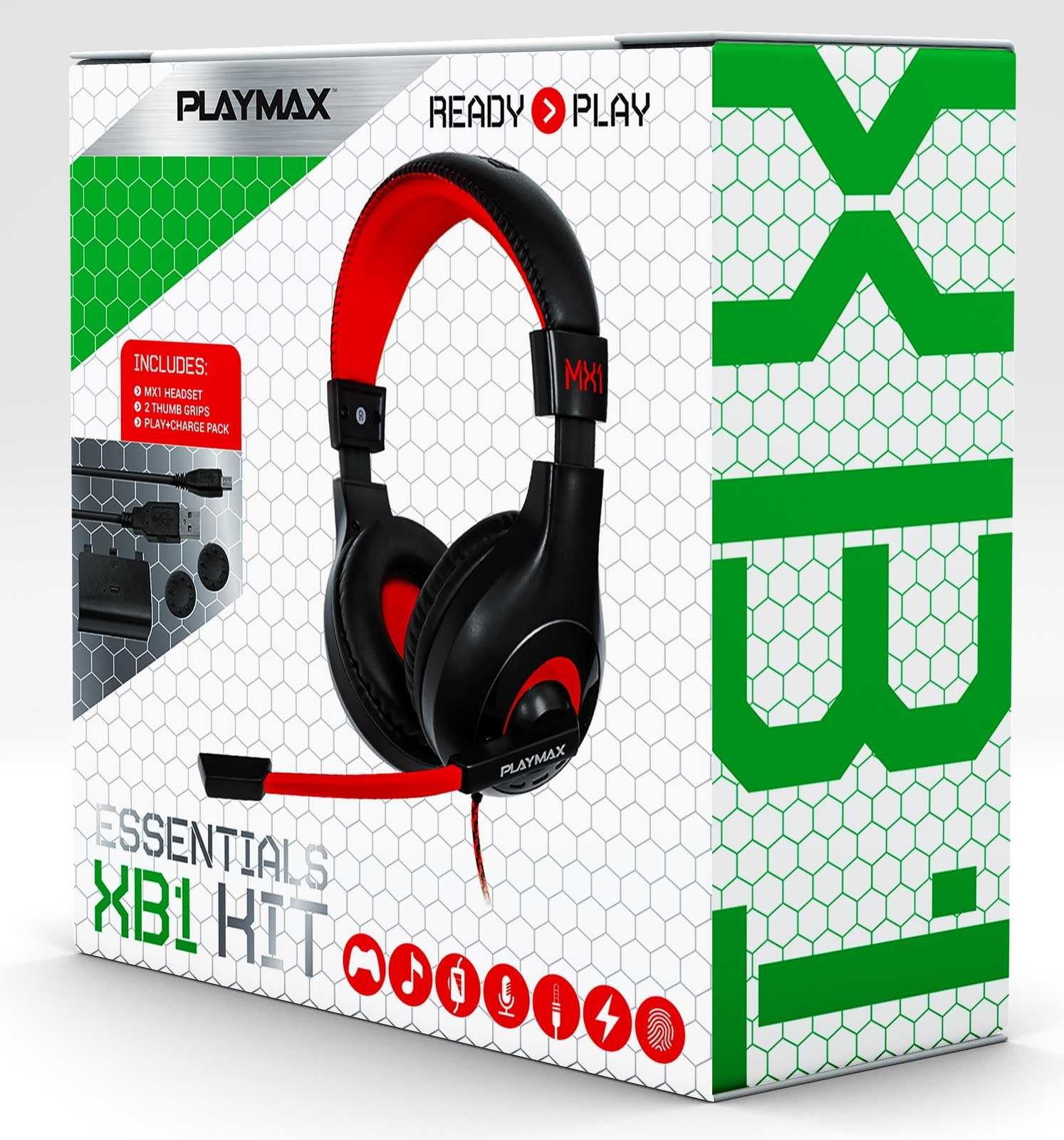 Playmax Xbox One Essential Pack for Xbox One image