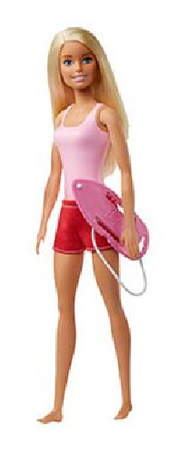 Barbie Careers - Lifeguard Doll
