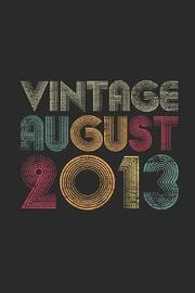 Vintage August 2013 by Vintage Publishing image