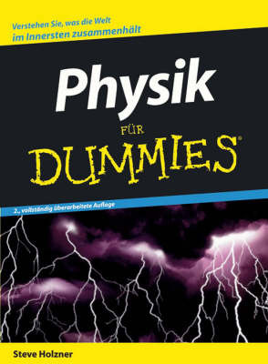 Physik Fur Dummies by Stephen Holzner image