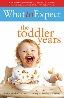 What to Expect: The Toddler Years by Heidi E. Murkoff image