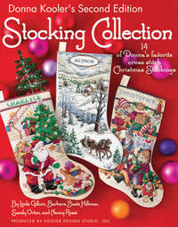 Donna Kooler's Stocking Collection by Kooler Design Studio image