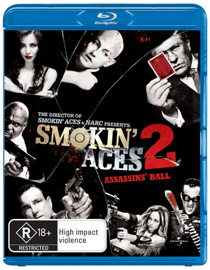Smokin' Aces 2: The Assassins' Ball on Blu-ray