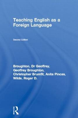 Teaching English as a Foreign Language by Geoffrey Broughton image