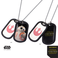 Star Wars Episode 7 BB-8 Dog Tags image