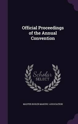 Official Proceedings of the Annual Convention image