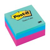 Post-it Notes Cube 48 x 48mm - 400 Sheets