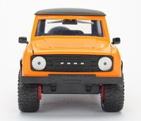 Jada: 1/24 1973 Ford Bronco Diecast Model (Orange) image