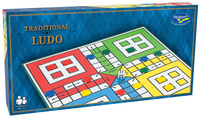 Traditional Board Game (Ludo) image