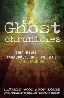 Ghost Chronicles by Maureen Wood image