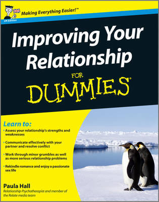 Improve Your Relationship For Dummies by Paula Hall image