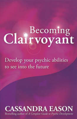 Becoming Clairvoyant by Cassandra Eason image