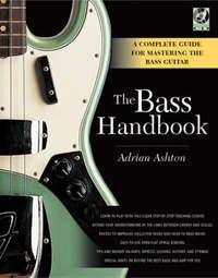 The Bass Handbook by Adrian Ashton image
