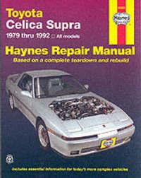 Toyota Celica Supra (79 - 92) by Mike Stubblefield