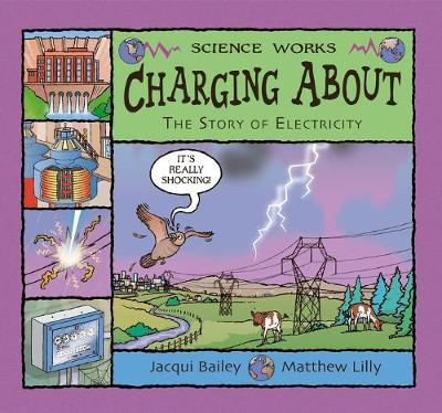 Charging About by Jacqui Bailey image