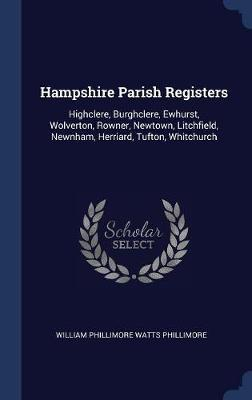 Hampshire Parish Registers image
