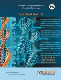 Bioinformatics by Nitin B Tangade