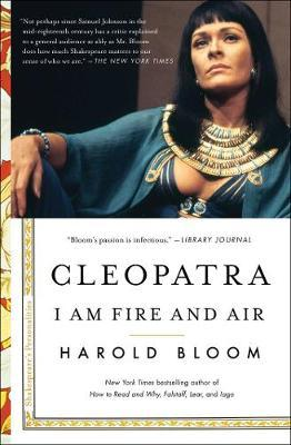 Cleopatra by Harold Bloom image