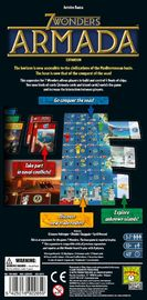 7 Wonders: Armada - Game Expansion