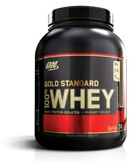 Optimum Nutrition Gold Standard 100% Whey - Double Rich Chocolate (2.27kg) image