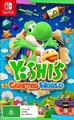 Yoshi's Crafted World for Switch