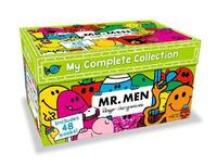 Mr Men My Complete Collection Box Set by Adam Hargreaves